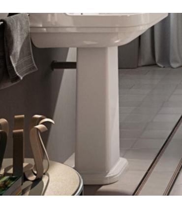 Colonna per completamento lavabo, Ceramica Flaminia collezione Efi art