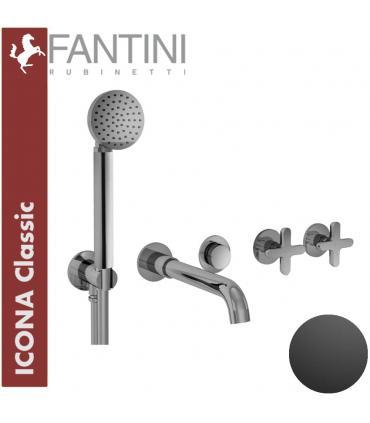 Kit de finition melangeur pour  reservoir monobloc avec levier Simas D24
