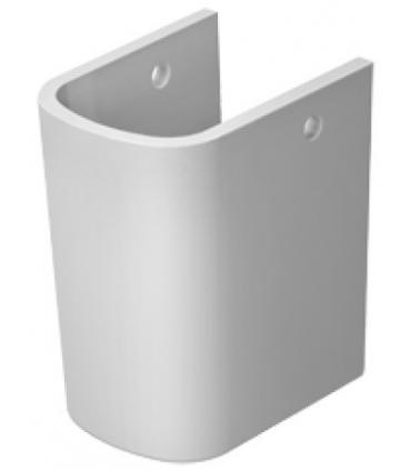 Semi-column compact to complete Washbasin, Duravit, collection Durastyl