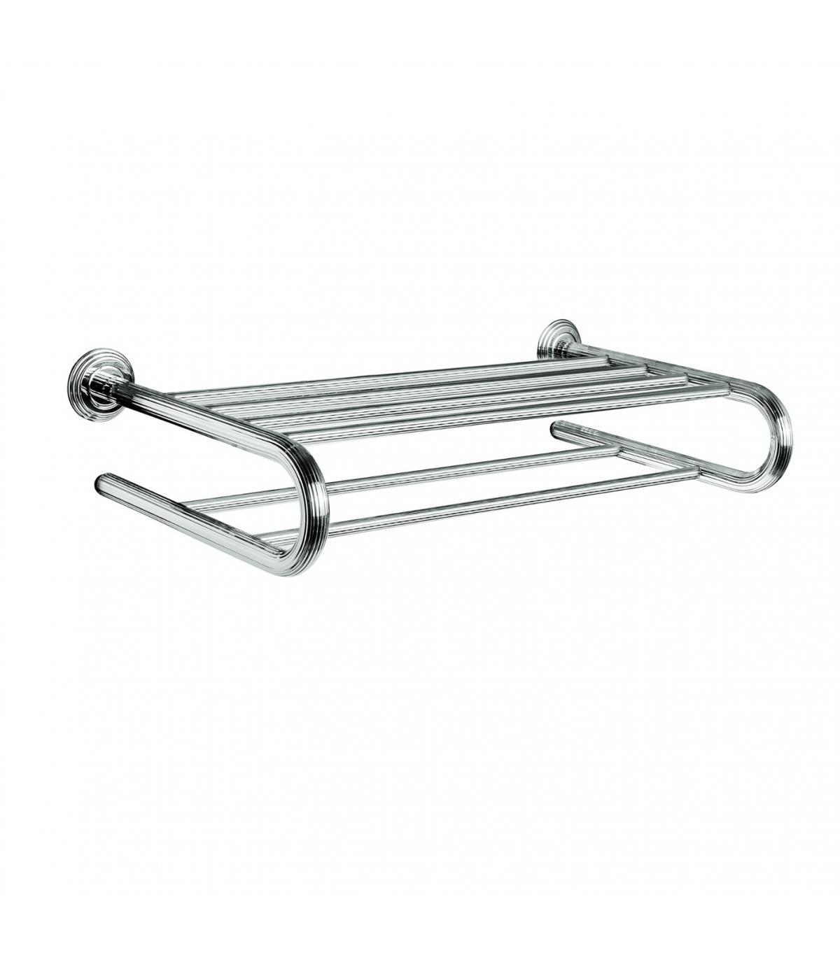 IRSAP kit coppia mensole per Tesi 2 colonne, fissaggio a tassello