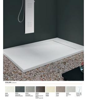 Washtub including furniture with 2 doors, Geromin collection Prima