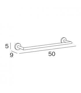 Shower-bathtub grid mixer colombo dockable triangular b9642 chrome.