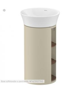 Cover extensible for floor drain floor standing, Geberit, CleanLine