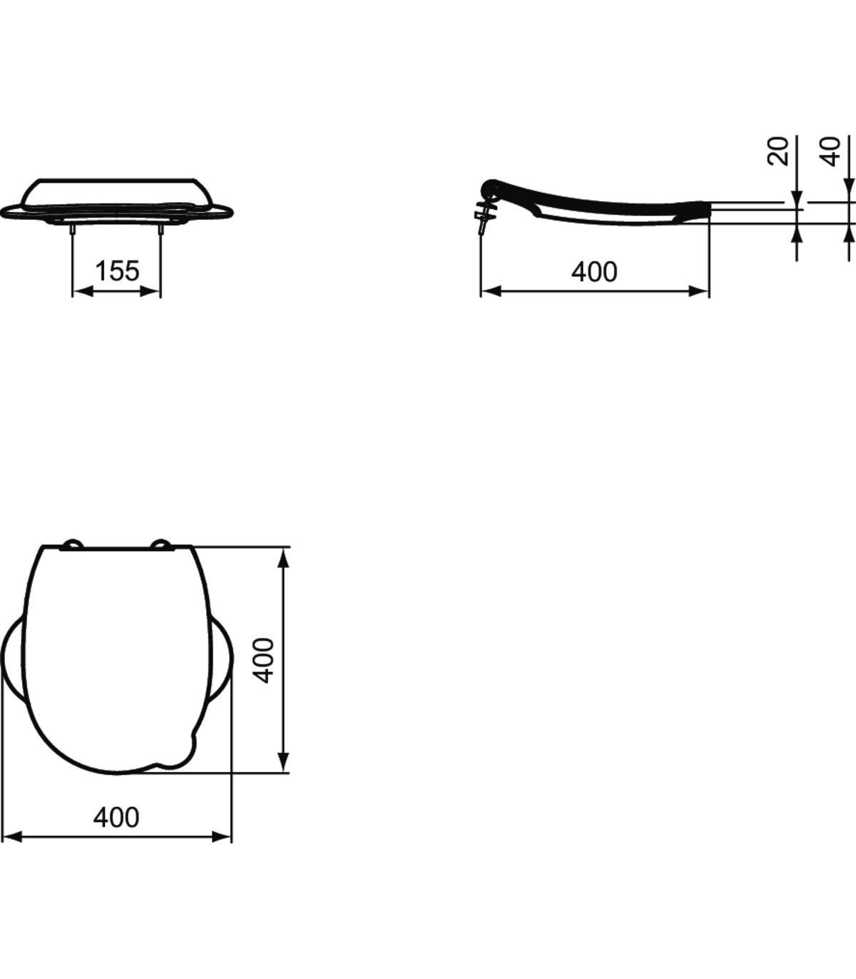 Griglia portasapone per doccia rettangolare inda hotellerie - Inda portasapone ...