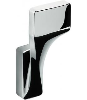 Clothes hook colombo collection alize' ar37 chrome 3,5x10cm