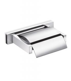 Porta sapone da appoggio in plastica, Koh-I-Noor serie Lem art.5830