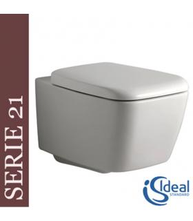 Single hole mixer for bidet Idealstandard collection trias with pipes