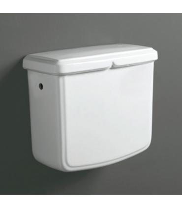 Cistern backpack high for toilet, Simas collection Arcade