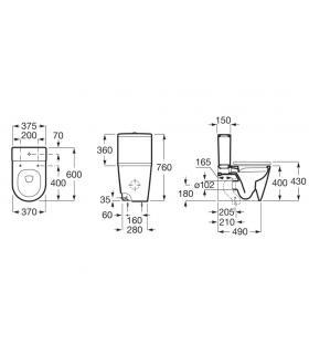 Ideal Standard Diagonal Sedile.Sedili Wc E Copriwater Tavolette Wc O Coprisedile Scegli Il Tuo