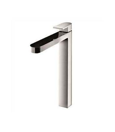 maniglia base cromata con vetro di murano Fantini Venezia art.N448CB