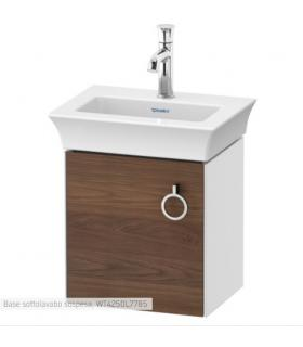 Toilet seat made of resin soft close HATRIA collection Erika Pro Q