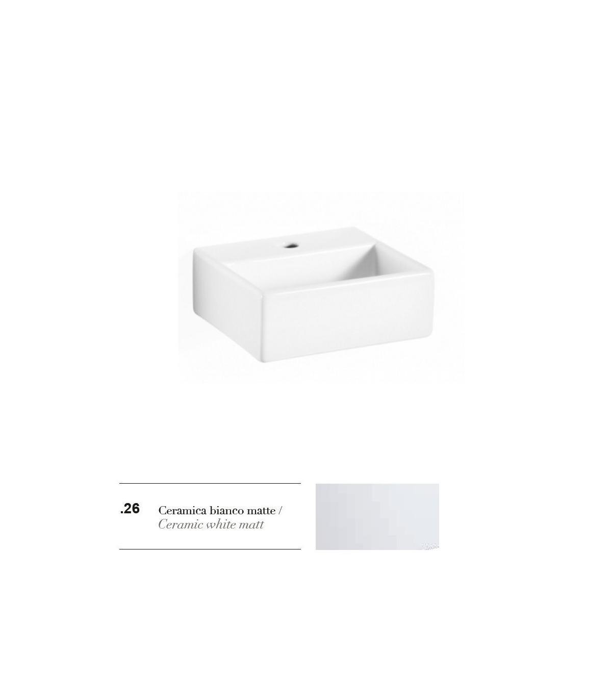 Ideal Standard Lavabo Tesi.Lavabo Mural Ideal Standard Tesi New Blanc