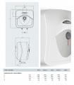Tappeto antiscivolo, Koh-i-noor, Serie Anti Scivolo, quadrato