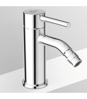 IDEAL STANDARD Mixer for bidet with drain collection Ceraline