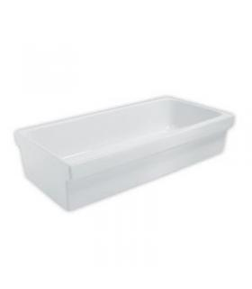 Wicker Laundry basket, Idealstandard collection dahlia j2616
