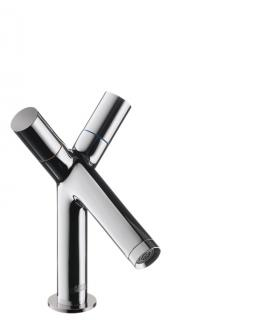 Miscelatore lavabo monoforo due maniglie Starck Hansgrohe AXOR art.100