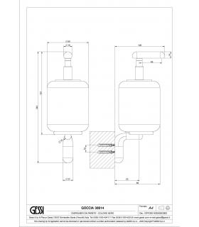 External part Shower mixer Talis S2 Hansgrohe