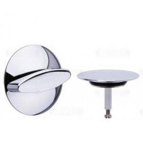 Handle e stop safety discharge bathtub collection Flexaplus Hansgrohe