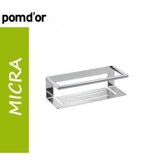 radiatore scaldasalviette Ares IRSAP, cromo
