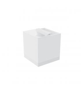 Panneau Bolla solid surface effet boicollection 4 cotes