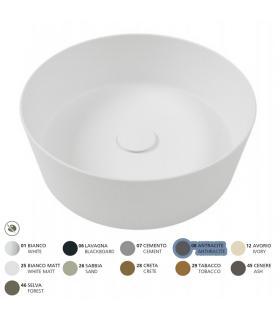 Vasca destra con porta For All bianco senza rubinetteria