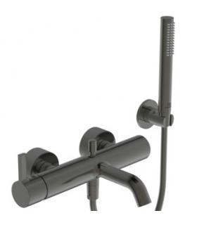 Unite' latéral, collection beta, collection Runner, modèle e 5436, avec tiroirs, sur roues, acier