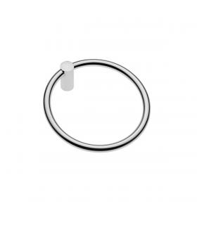 Fixed side for shower box, Ideal Standard series Tipica