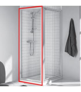 Lato fisso per box doccia, Ideal Standard serie Tipica