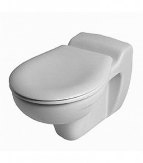 Toilette  suspendeux pour enfants 33 cmx53,5cm Pozzi Baby art.353100000