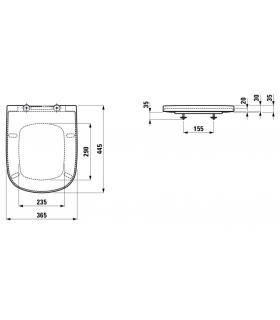 Miscelatore lavabo 100, Axor Hansgrohe, serie Uno art.38023