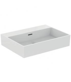 Plate-forme pour douche, Lineabeta, collection Atlantica, modèle 7229, bois, rectangulaire