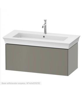 Plate-forme pour douche, Lineabeta, collection Atlantica, modèle 7228, bois, rectangulaire