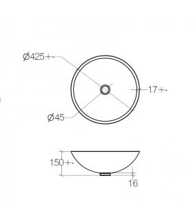 Boiler for hybrid system, Daikin Rotex, Combi Boiler with Coaxial evacuator 60/100