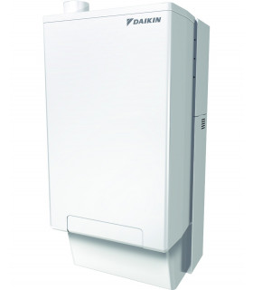 Caldaia per sistema ibrido, Daikin Rotex, Combi Boiler con kit fumi co