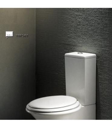 IRSAP kit Raccordement a' tee pour resistance electriques, 1/2'', blanc