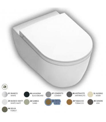 Kit de finition melangeur pour  reservoir ecoulement, double DAB it, Simas D22