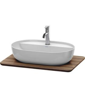 Top consolle Duravit Luv in wood
