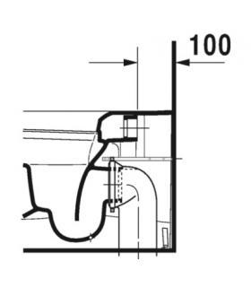 Carreau mosaïque intérieur Marazzi Chalk 30X30 finition cementina