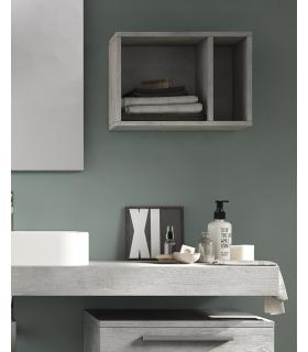 Suspendu horizontal ou vertical  RCR salle de bain réversible p.22cm