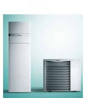 Pompa calore aria acqua Vaillant Arotherm+Unitower senza scambiatore