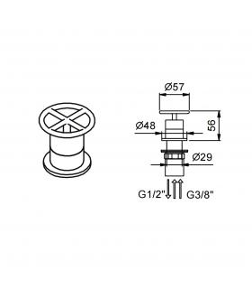 Heat pump air-water aroTHERM VWL Vaillant