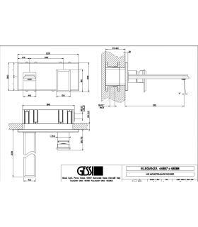 indoor tile   Marazzi Mystone Kashmir 60X120 mat