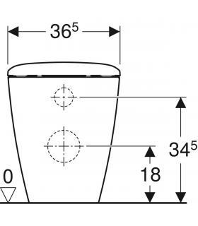 Piastrella da esterno Marazzi serie Memento20 50X100