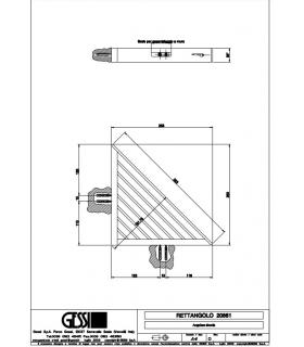 Bidet floor standing,ceramic dolomite collection gemma 2, J522401