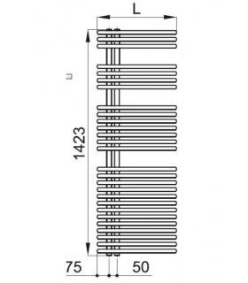 parte esterna miscelatore doccia Focus Hansgrohe art.31967000
