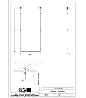 Porta sapone Grohe Allure 40278 solo supporto da completare con 40256000