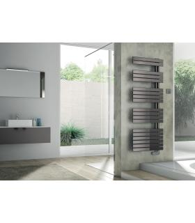 Towel warmer  electric Irsap Soul with resistance  to the right