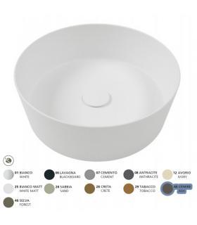 Geromin Forte 7005FORTEB lavatoio e base 2 ante 50x60cm, bianco