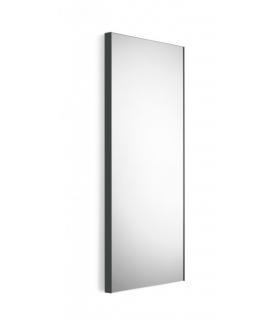 Bottiglioni 3109bl porta scopino cromo e vetro senza coperchio.