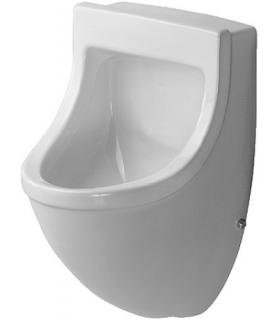 Suction urinal, Duravit Starck 3, white
